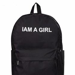 Balo I am a girl