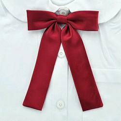 Nơ trơn đồng phục học sinh nữ