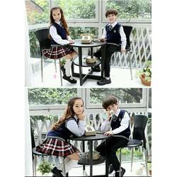 Đồng phục học sinh Hàn Quốc trẻ em