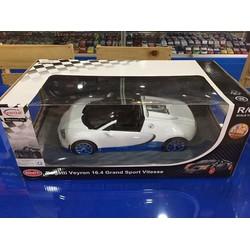 Xe Điều Khiển Bugatti Veyron Rastar
