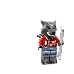 Lego Minifigures Series 14 người sói- Lego chính hãng