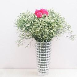 Lọ hoa pha lê No: 3306