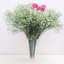 Lọ hoa pha lê No: 3304