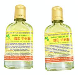 Combo 2 chai tinh dầu tràm nguyên chất Bé Thơ