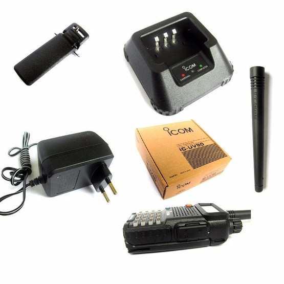 Bộ đàm cầm tay Icom IC - UV90 3