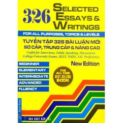Tuyển tập 326 bài luận mới - Sơ cấp, Trung cấp và Nâng cao