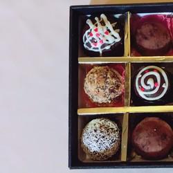 Chocolate tươi phiên bản quà tặng Valentine 2017