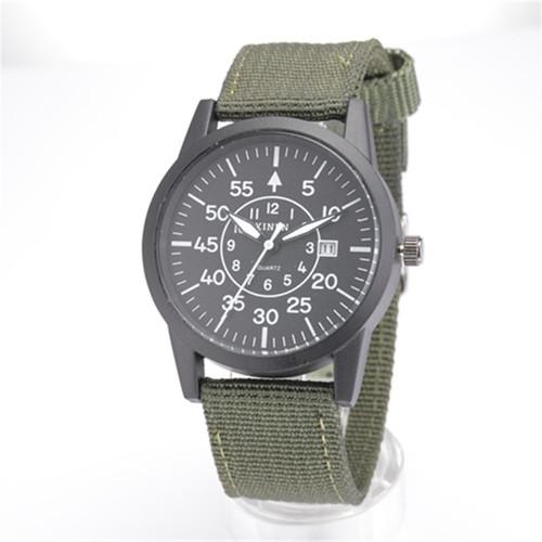 Đồng hồ nữ Xi New dây vải SP240
