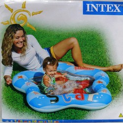 hồ bơi mini cho bé, hình sao biển 1m02 x 99cm x 13cm Intex. v405
