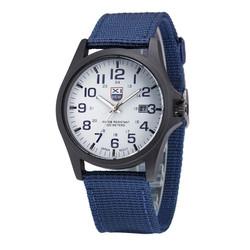 Đồng hồ nữ Xi New dây vải SP237