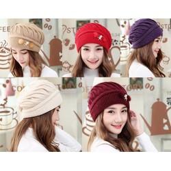 Mũ nón len sao biển