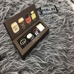 Nước Hoa G UCCI Gift Set 4 Mini