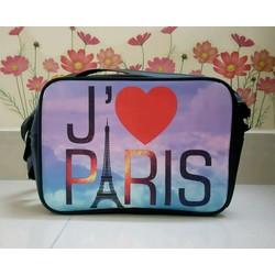 Túi đeo chéo Paris