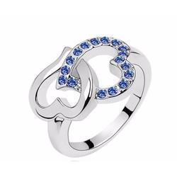Nhẫn đeo tay nữ thời trang, kiểu dáng nữ tính, phong cách trẻ trung