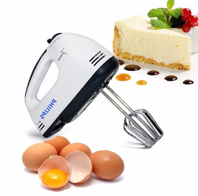 Máy Đánh Trứng Cầm Tay Chuyên Dụng 7 Tốc Độ 2