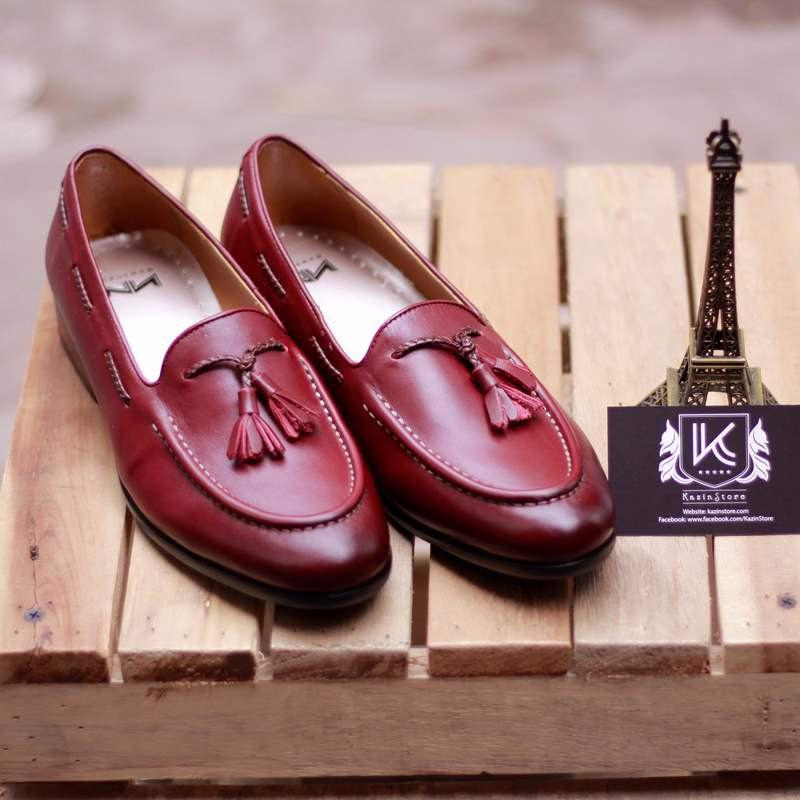 Giày loafer nam cao cấp 4