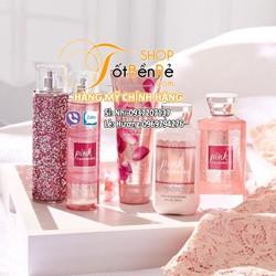Bộ sưu tập dưỡng da Pink Cashmere