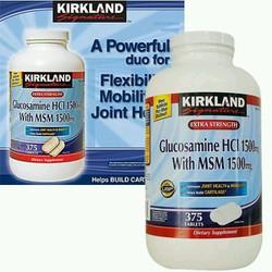 Glucosamine chính hãng
