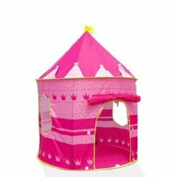 Lều lâu đài cho bé gái