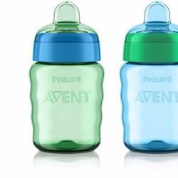 Set bình tập uống Avent cho bé