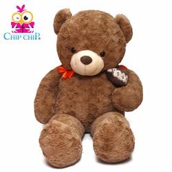 Gấu ôm tim Love 2