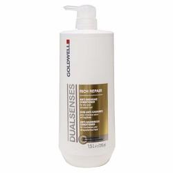 Bộ dầu gội và xả phục hồi tóc hư tổn Goldwell Dualsenses Rich Repair