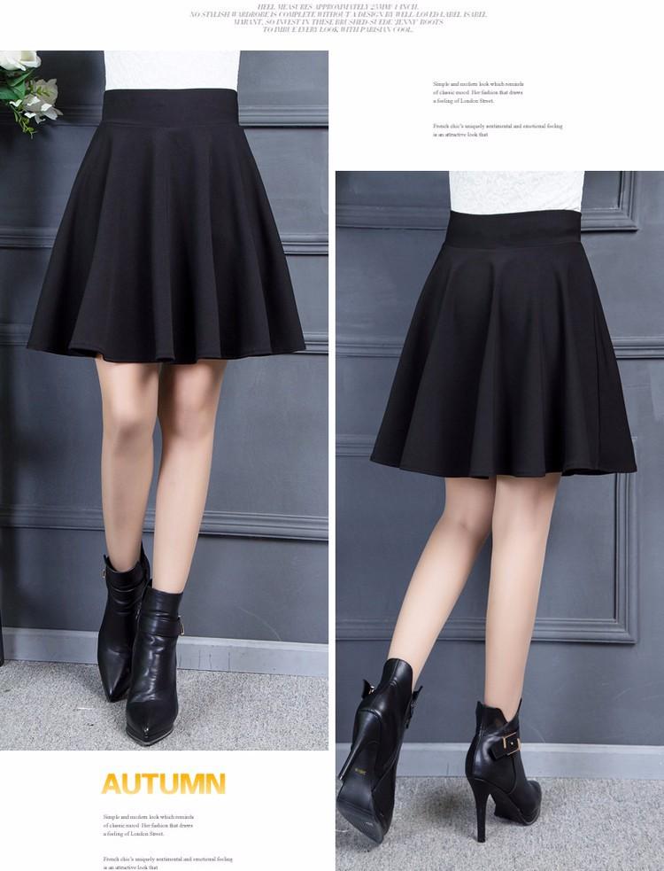 Chân váy xòe đẹp 5