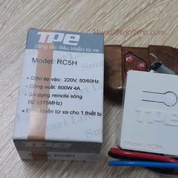 Công tắc điều khiển từ xa RC5H