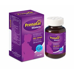 Viên bổ Bầu Prenatal women