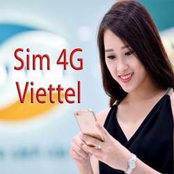 Sim 4G Viettel 60GB tốc độ cao