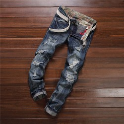 Quần Jeans ống côn QNA-33