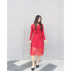 ĐẦM CHÂN REN THIẾT KẾ CAO CẤP