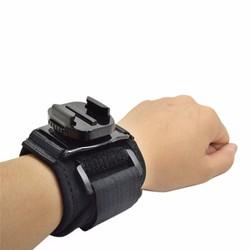 Dây đeo tay xoay 360 độ cho camera Gopro, SJCAM, Yi Xiaomi