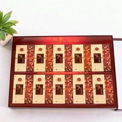 HỒNG SÂM LÁT TẨM MẬT ONG HÀN QUỐC - KOREAN RED GINSENG SLICES