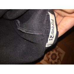 quần legging f21 dành cho ng béo