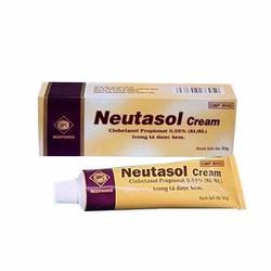 kem trị ngứa, viêm da Neutasol