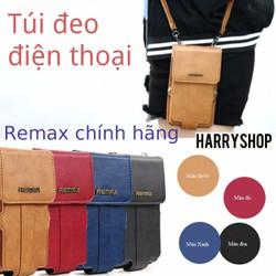 Túi đeo điện thoại Remax chính hãng