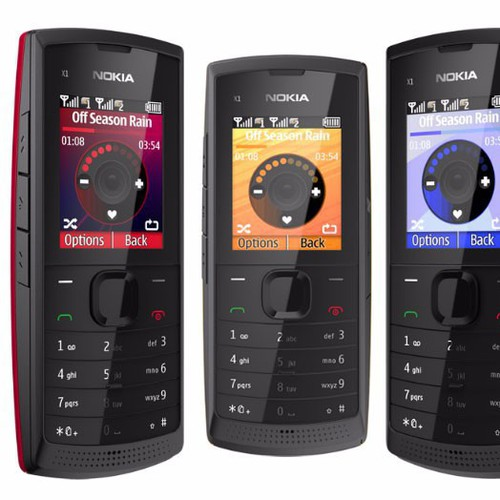 Điện thoại nokia.x1-01 2sim