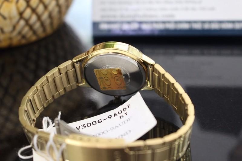Đồng hồ nữ Casio chính hãng chạy cả 6 kim V300G 13