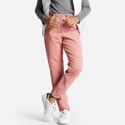 Quần nhung bé gái màu 12 Pink - hàng nhập Nhật