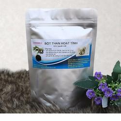 Bột than hoạt tính chuyên dùng cho mỹ phẩm - Gói 150gr