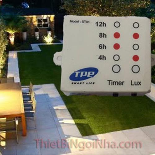 Công tắc cảm ứng ánh sáng hẹn giờ ST01 - Tự động bật tắt đèn