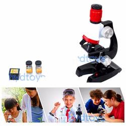 Bộ kính hiển vi trẻ em Science Microscope 1200x