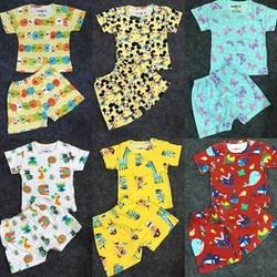 Set 3 bộ quần áo mùa hè