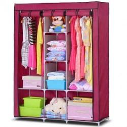 Tủ quần áo 3 buồng 8 ngăn