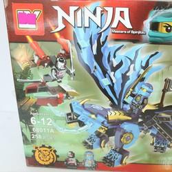 Mô hình lắp ghép Ninja