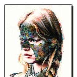Trang treo tường nghệ thuật art 38 40x60