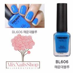 Sơn Móng Tay Trendy Nails
