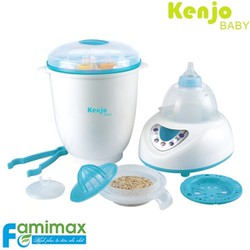 Máy tiệt trùng bình sữa và sấy khô Kenjo KJ-09N