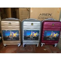 Vali nhựa kéo du lịch Sony